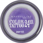 Oční stíny 24H Color Tattoo Maybelline