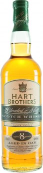 Whisky 8 YO Hart Brothers